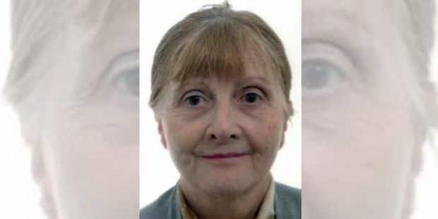 Quaregnon: Chantal a disparu et nécessite des soins médicaux urgents