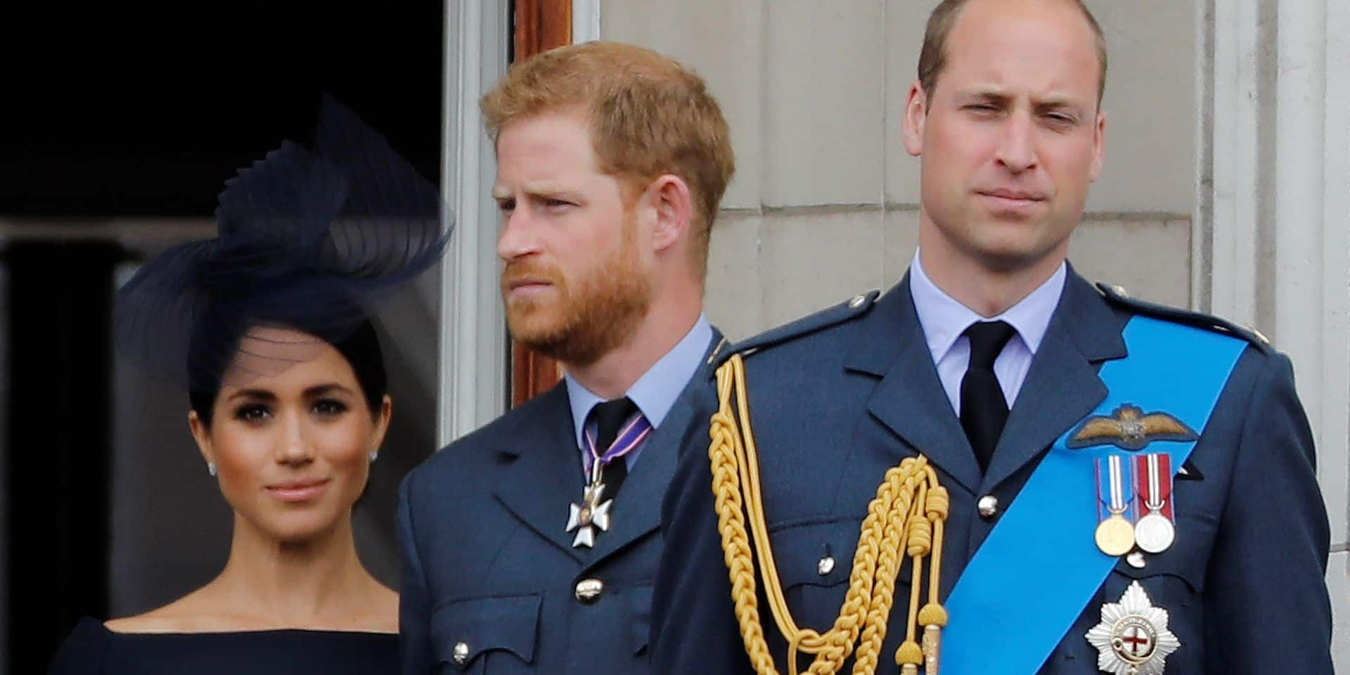 """""""Megxit"""": la famille royale en état de crise"""
