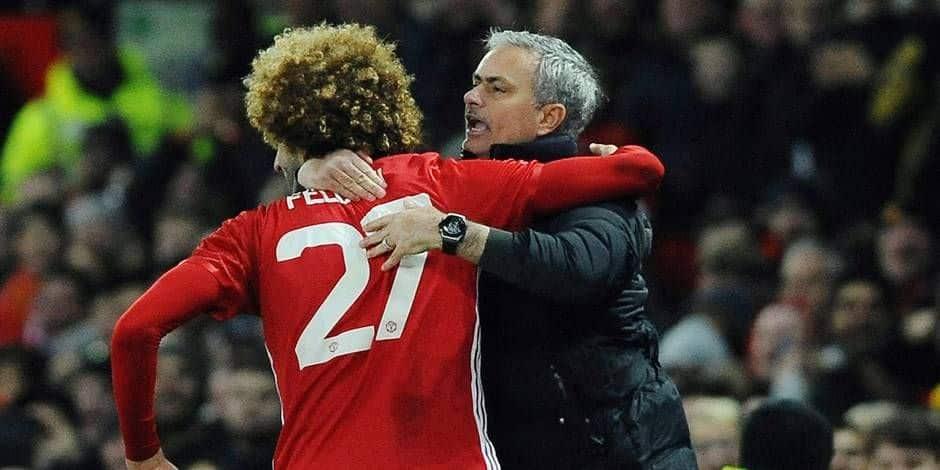 Mourinho veut Fellaini en janvier à Tottenham !