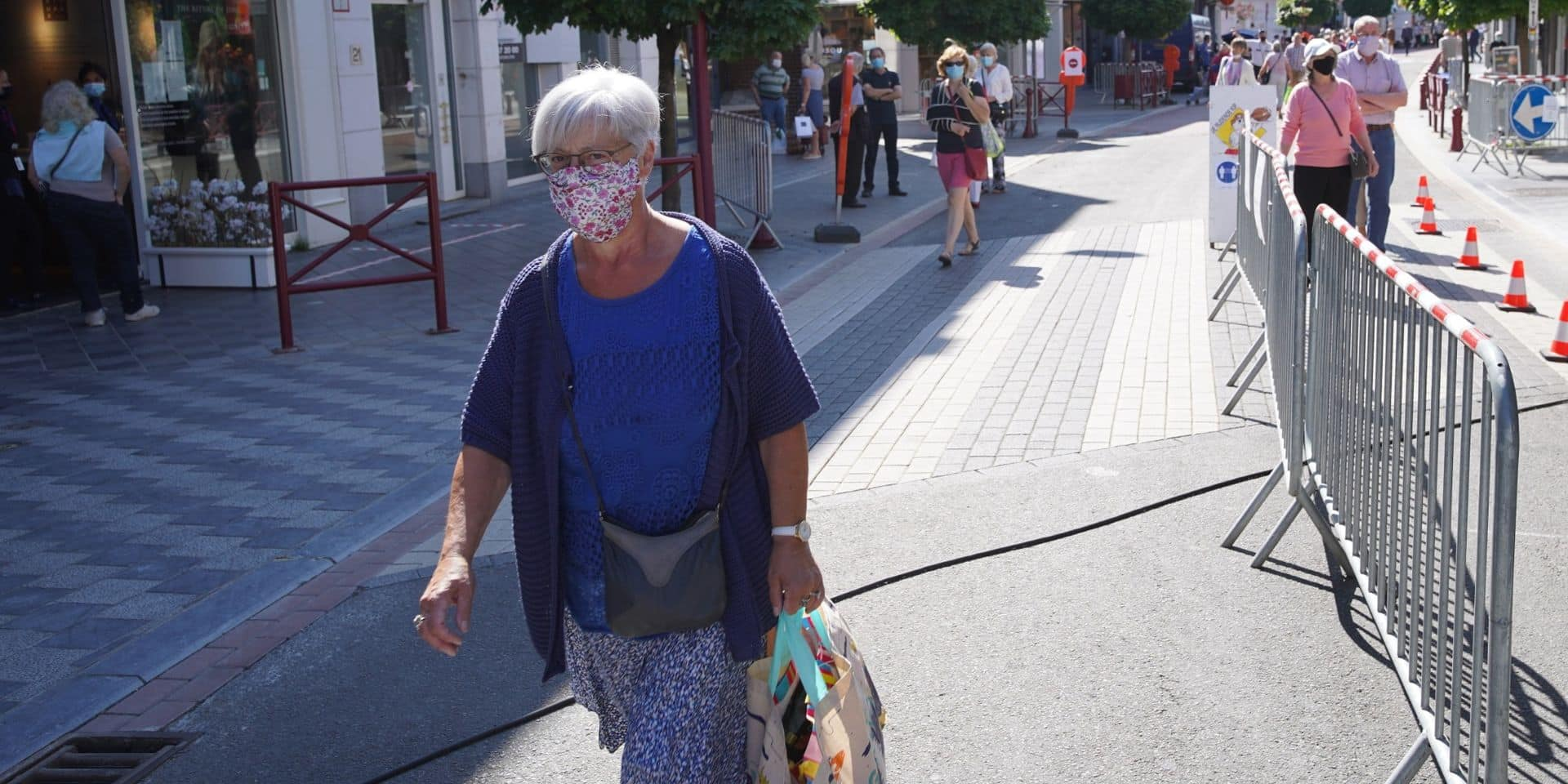 Les 70.000 masques seront distribués aux Wavriens ce dimanche