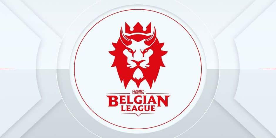 La Belgian League sur League of Legends fait son grand retour