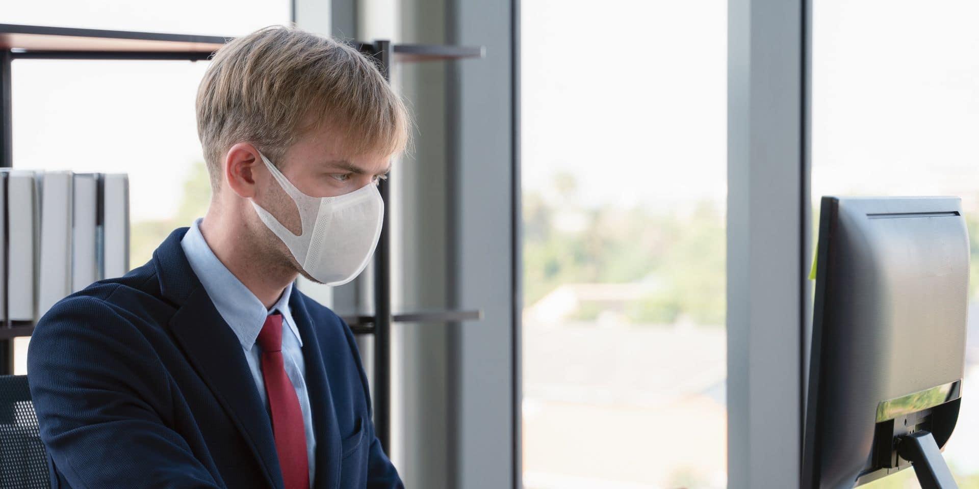 Télétravail, rémunération, indemnités: ce qu'il faut savoir sur les droits des travailleurs en cas d'épidémie de coronavirus
