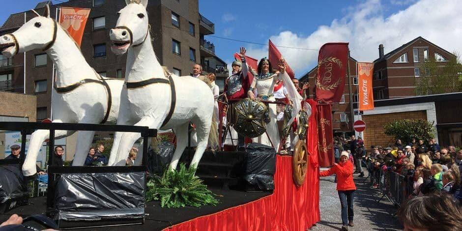 Annulation de la 145e Cavalcade de Herve