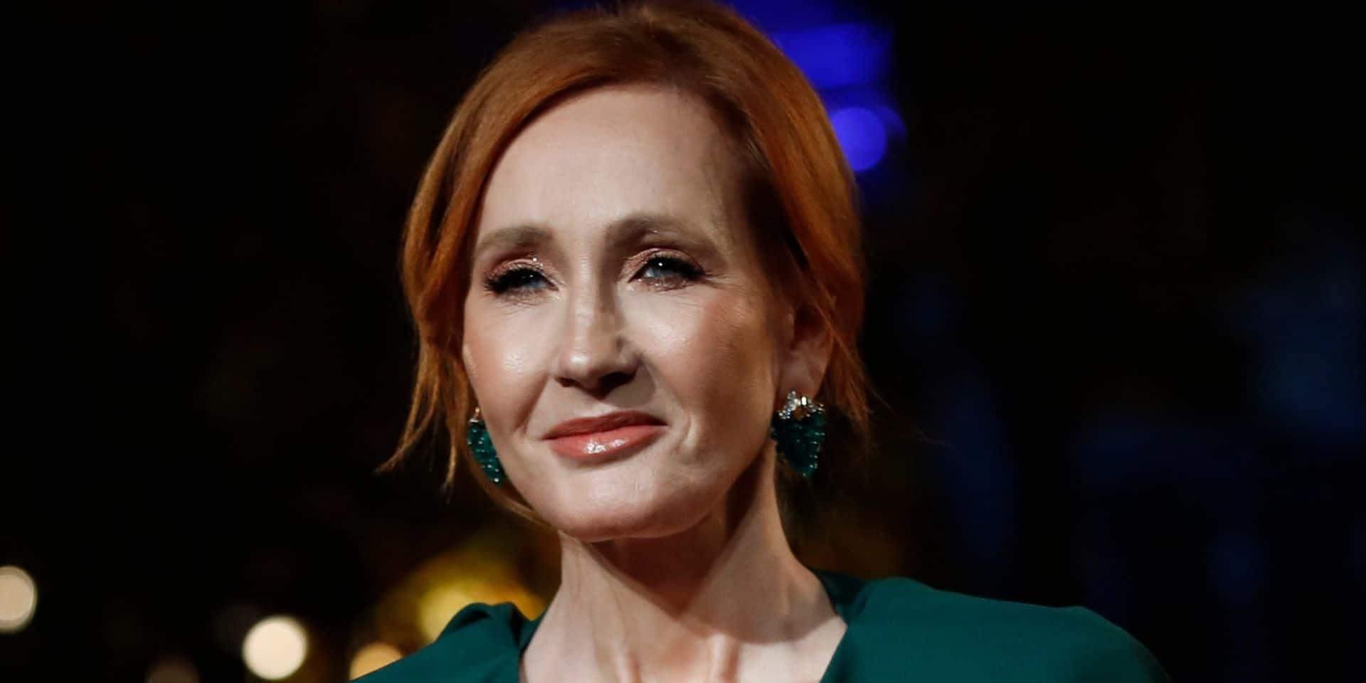 J.K. Rowling revient avec un roman jeunesse en octobre