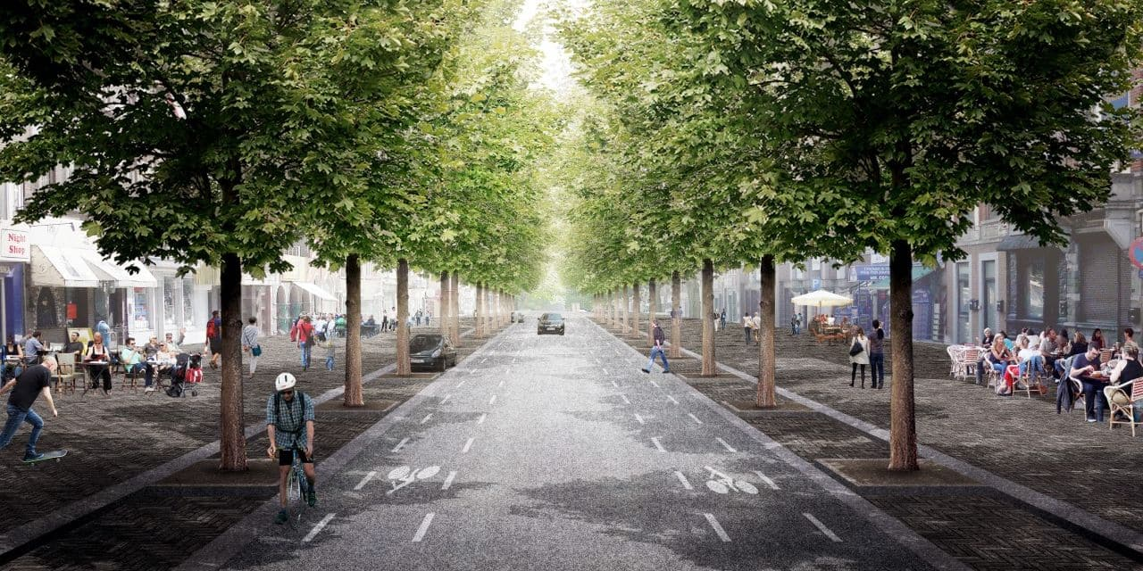 Charleroi: feu vert pour la mue de la ville haute