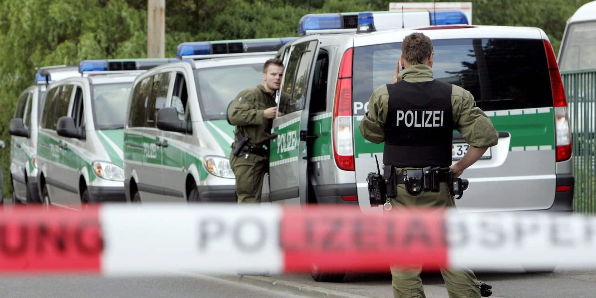 Enquête sur le décès d'un homme de 19 ans après une intervention policière en Allemagne