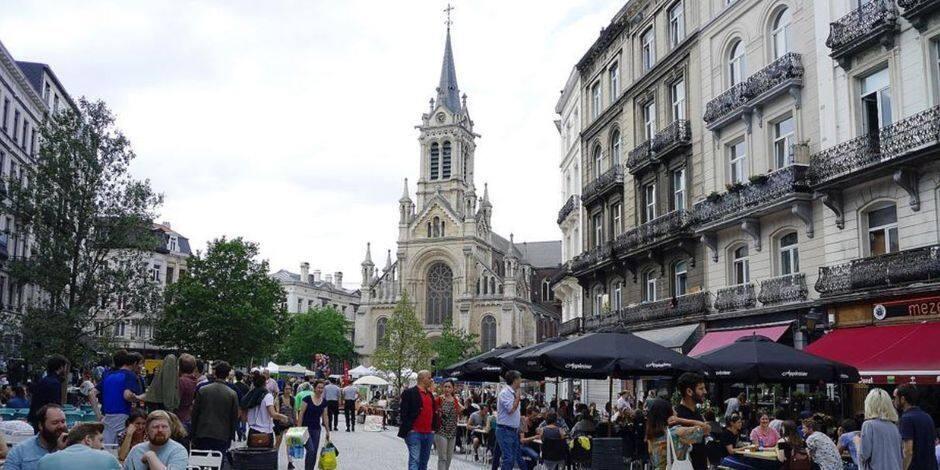 """Contrat local de mobilité """"ParviS"""" : Forest et Saint-Gilles consultent les citoyens"""