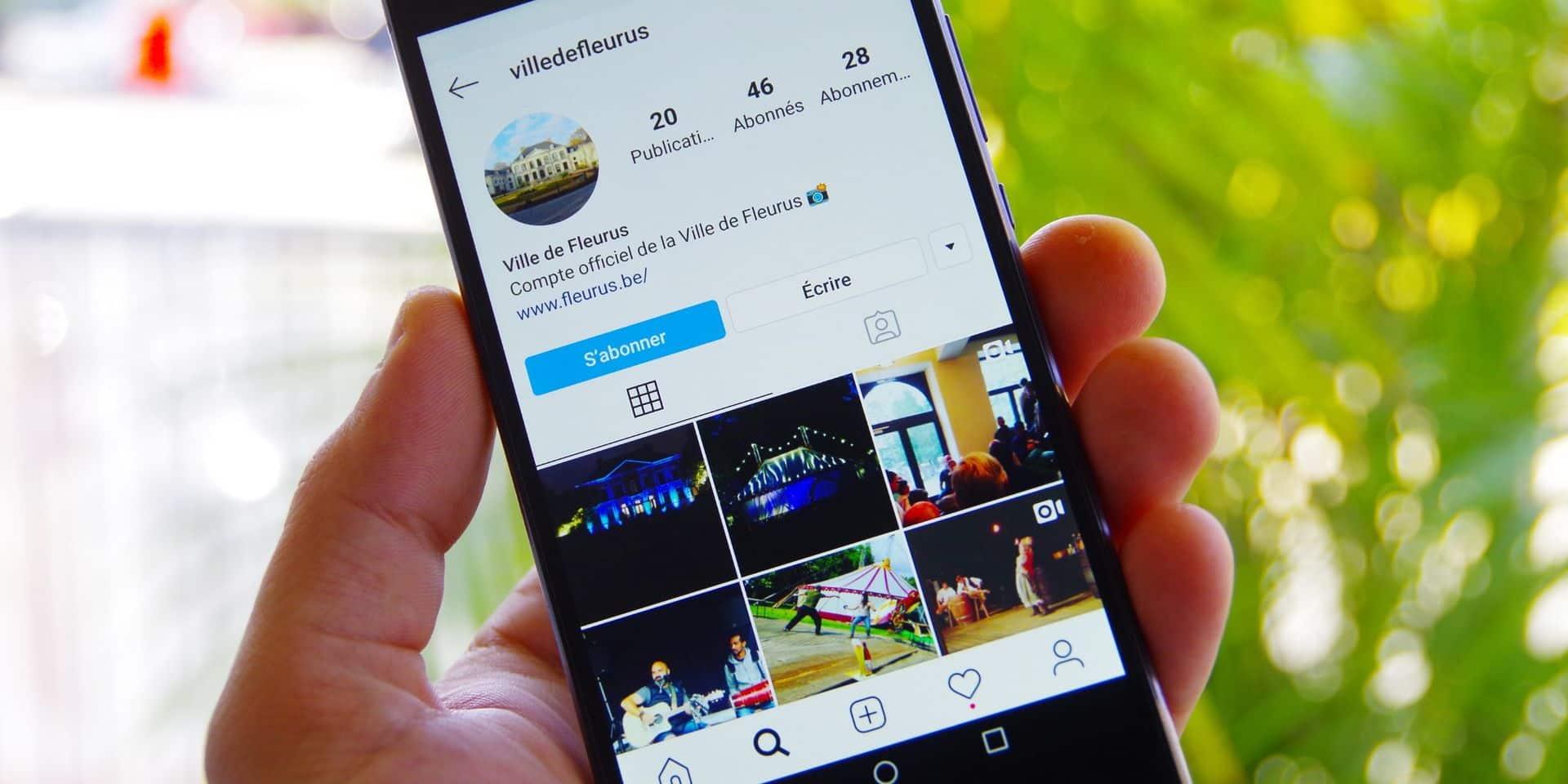 Fleurus se lance sur Instagram