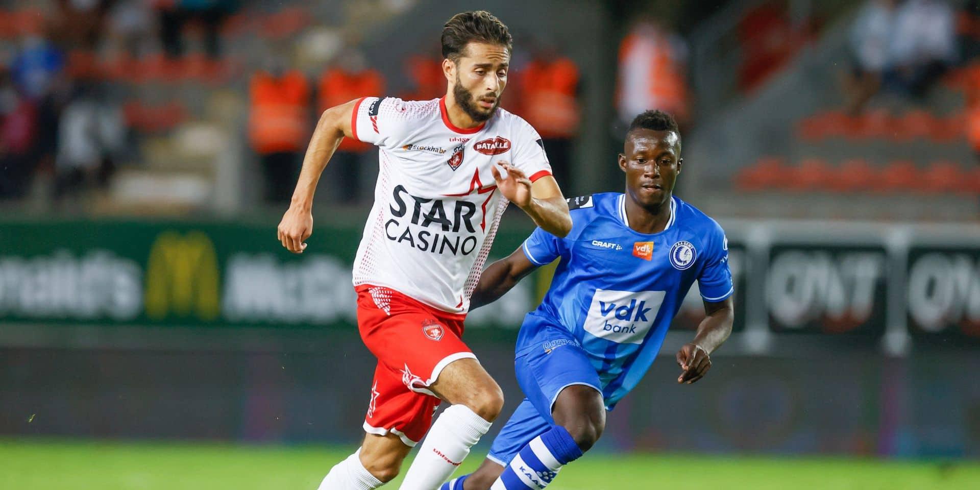 """Avec de nombreuses indisponibilités, L'Excel Mouscron veut jouer sans complexe face à Charleroi : """"Nous n'avons rien à perdre, il faut oser tenter"""""""
