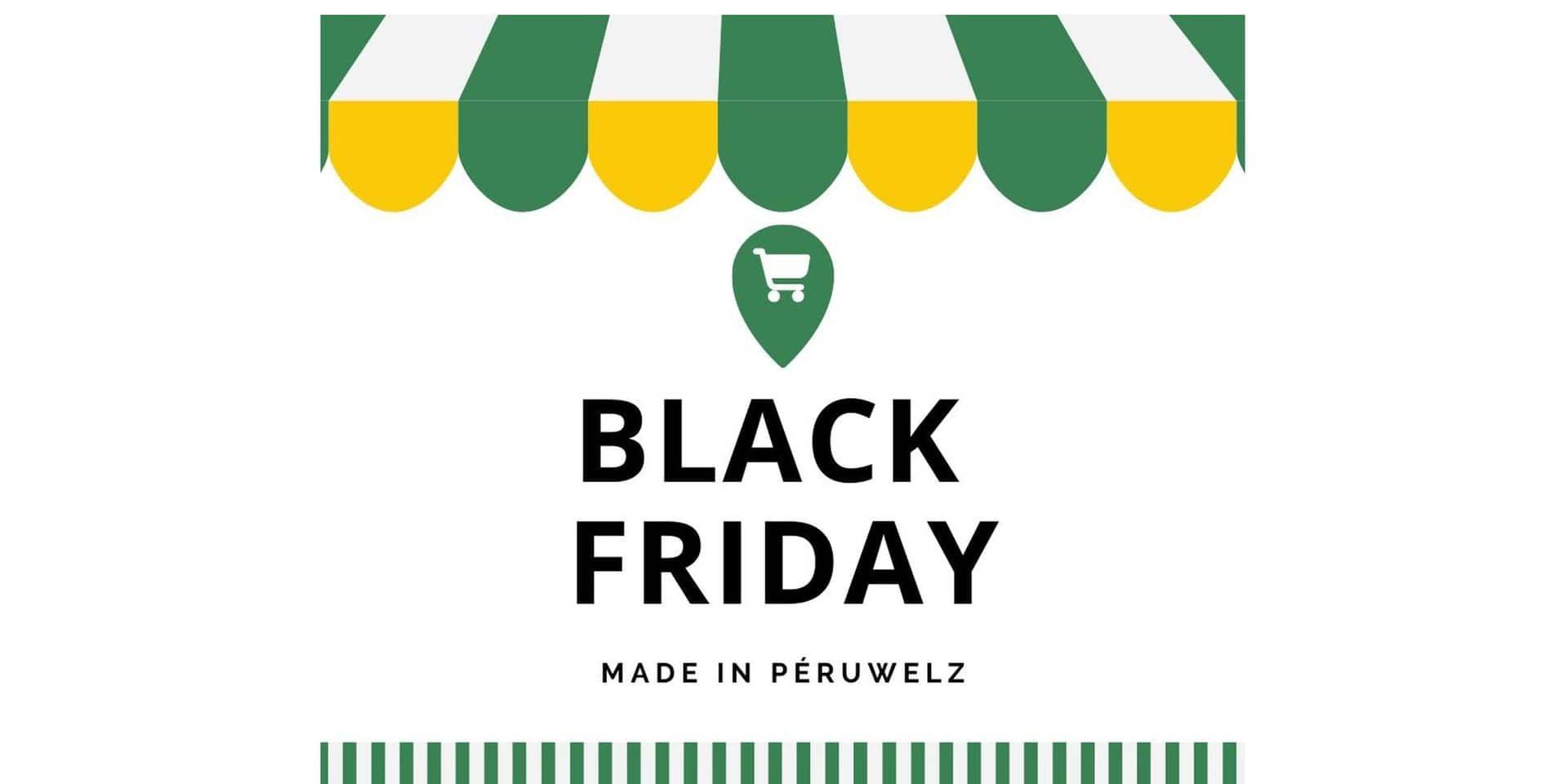 Péruwelz : un Black Friday de proximité aussi !