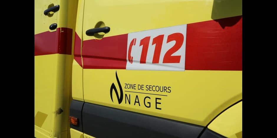 Namur : les pompiers ont encore 183 interventions en attente, mais la situation est sous contrôle