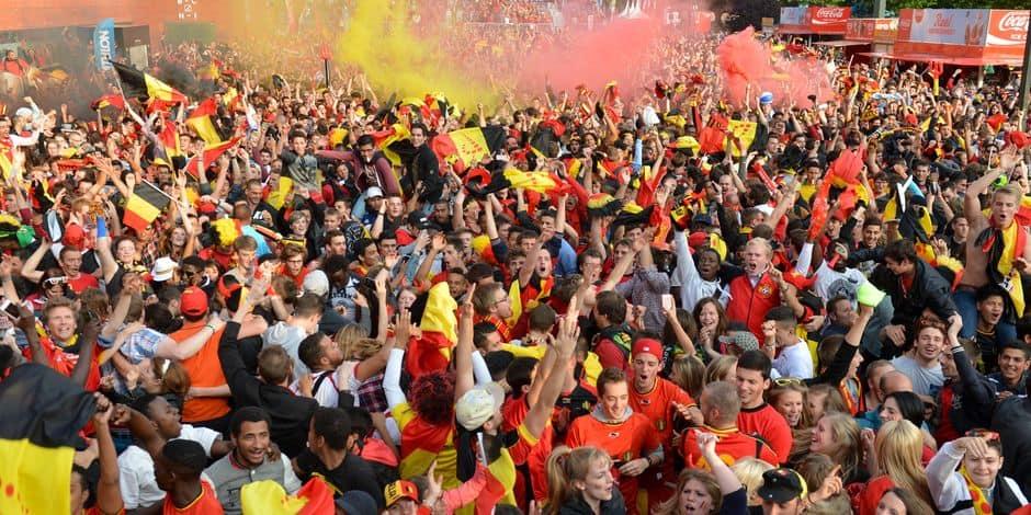 L'Egypte chute lourdement en Belgique — Amical