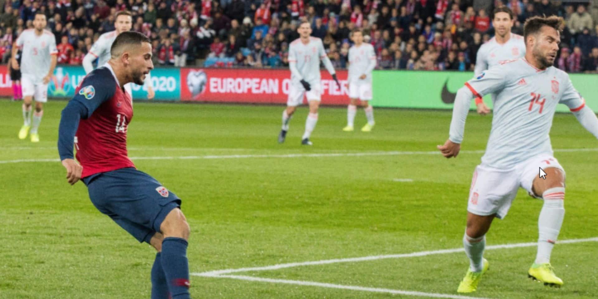 Le match de Ligue des Nations entre la Roumanie et la Norvège annulé