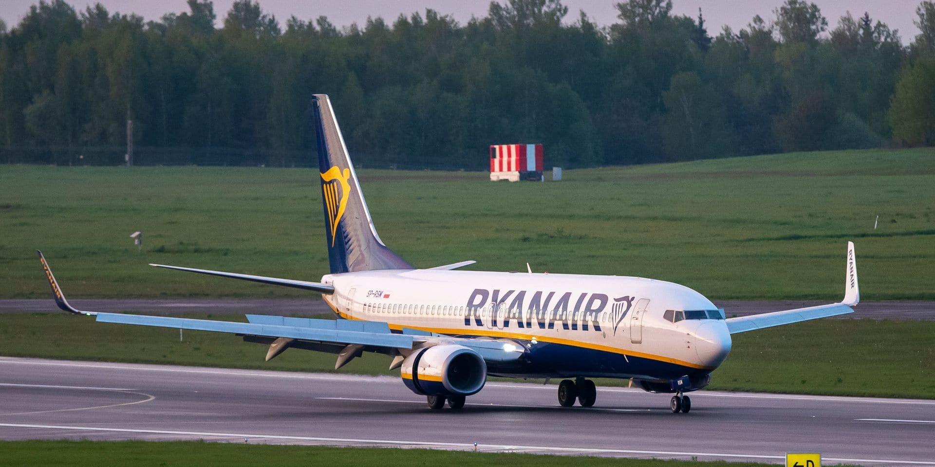 Conditions de travail déplorables et sécurité sanitaire bafouée chez Ryanair