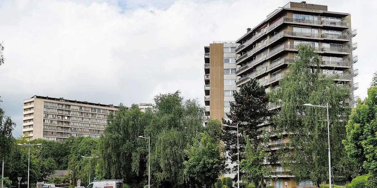 Bruxelles - Ganshoren: Des chaudières cogénération vont etre installees dans les tours de logements sociaux de l'Avenue Van Overbeke de Ganshoren