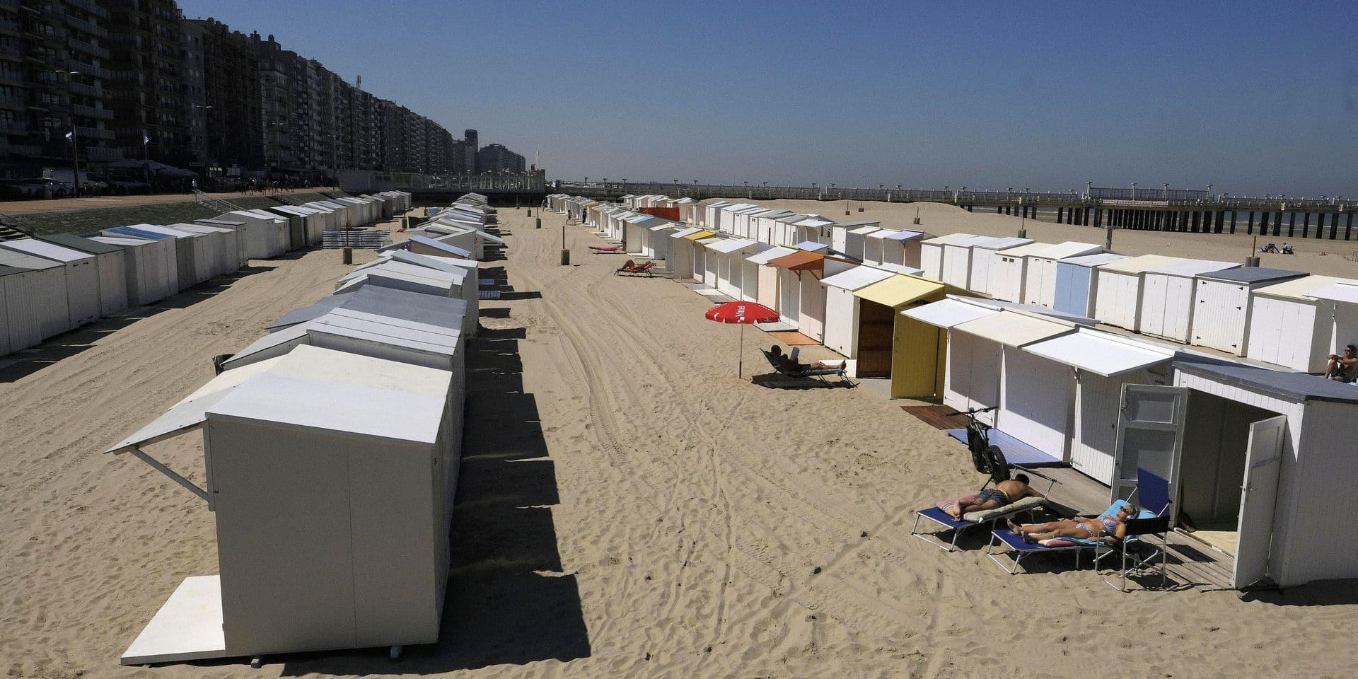 Les cabines de plage, le bon plan de l'été mais... gare au budget !