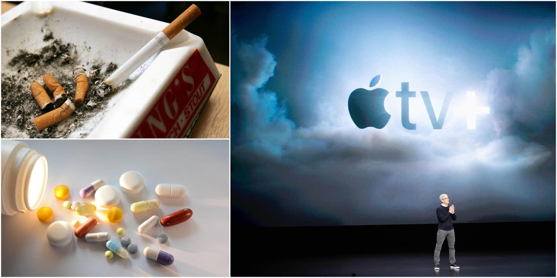 Vente de tabac, Apple TV+, prescriptions, ... Tout ce qui change ce 1er novembre