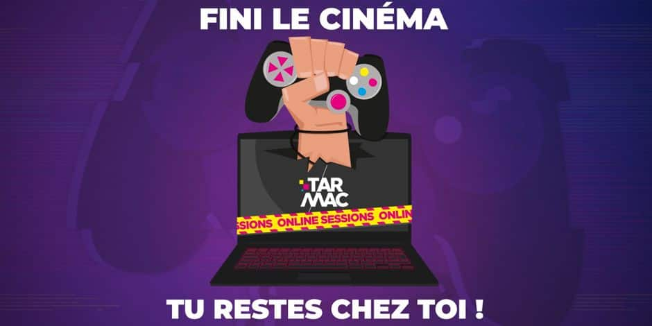 """Tarmac annonce les """"Tarmac Online Sessions"""""""