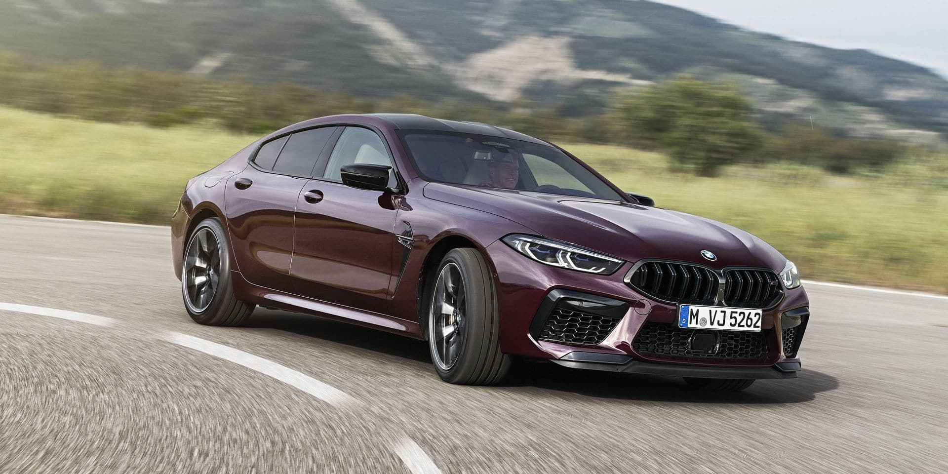 Essai BMW Série 8 Gran Coupé : La classe affaires des pistardes !