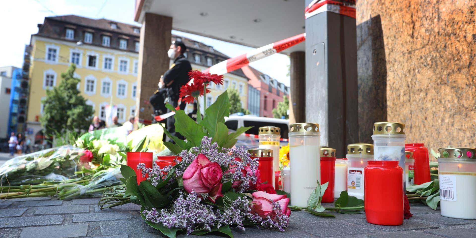 Attaque meurtrière en Allemagne : les enquêteurs n'excluent pas une radicalisation
