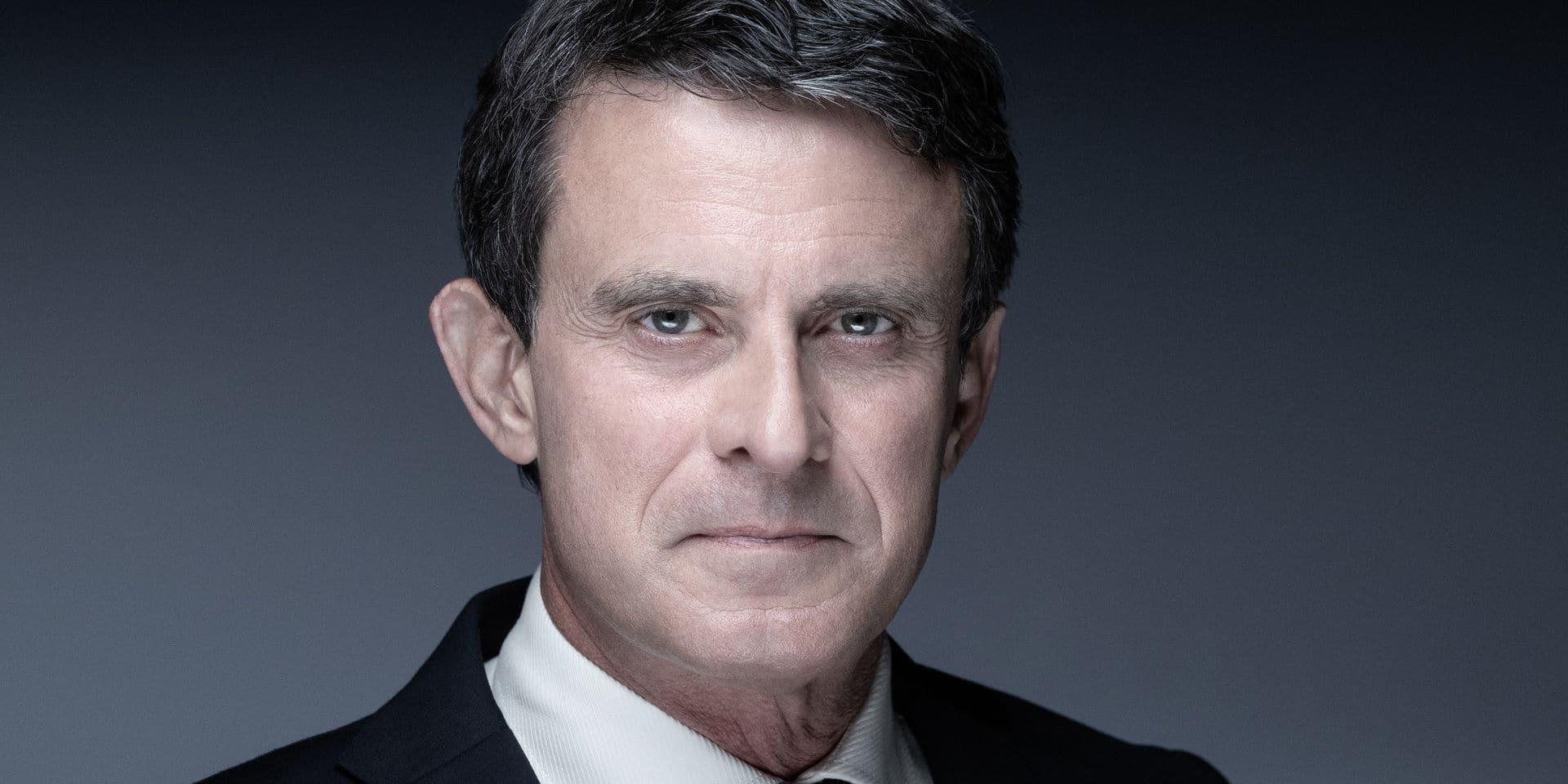 L'ancien Premier ministre français Manuel Valls va devenir chroniqueur radio et télé