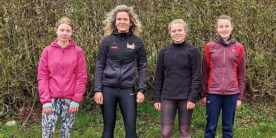 Une section féminine pour la Belgique Trail Académie