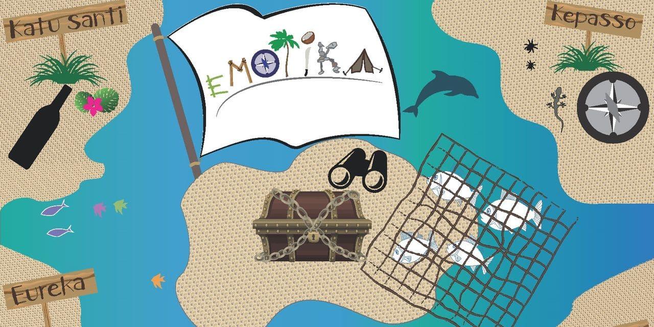 Emotika, le jeu qui veut développer l'intelligence émotionnelle des enfants