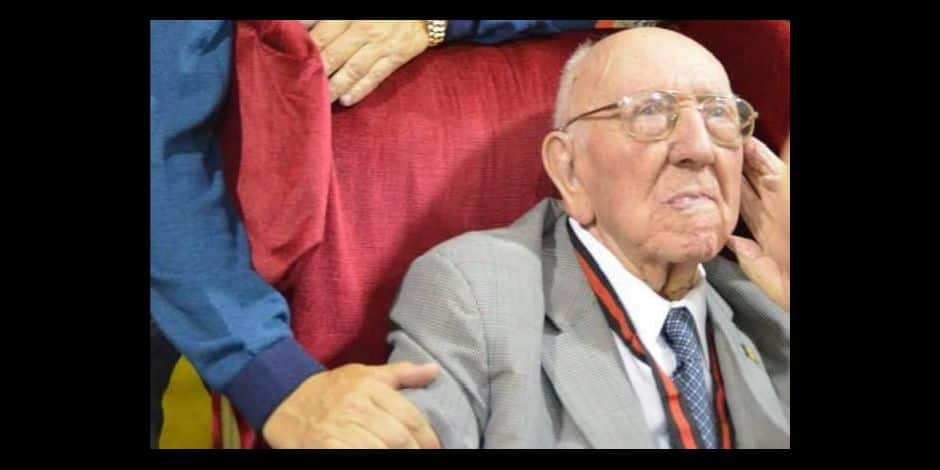 Dergneau: Germain Delfosse, ancien résistant s'est éteint
