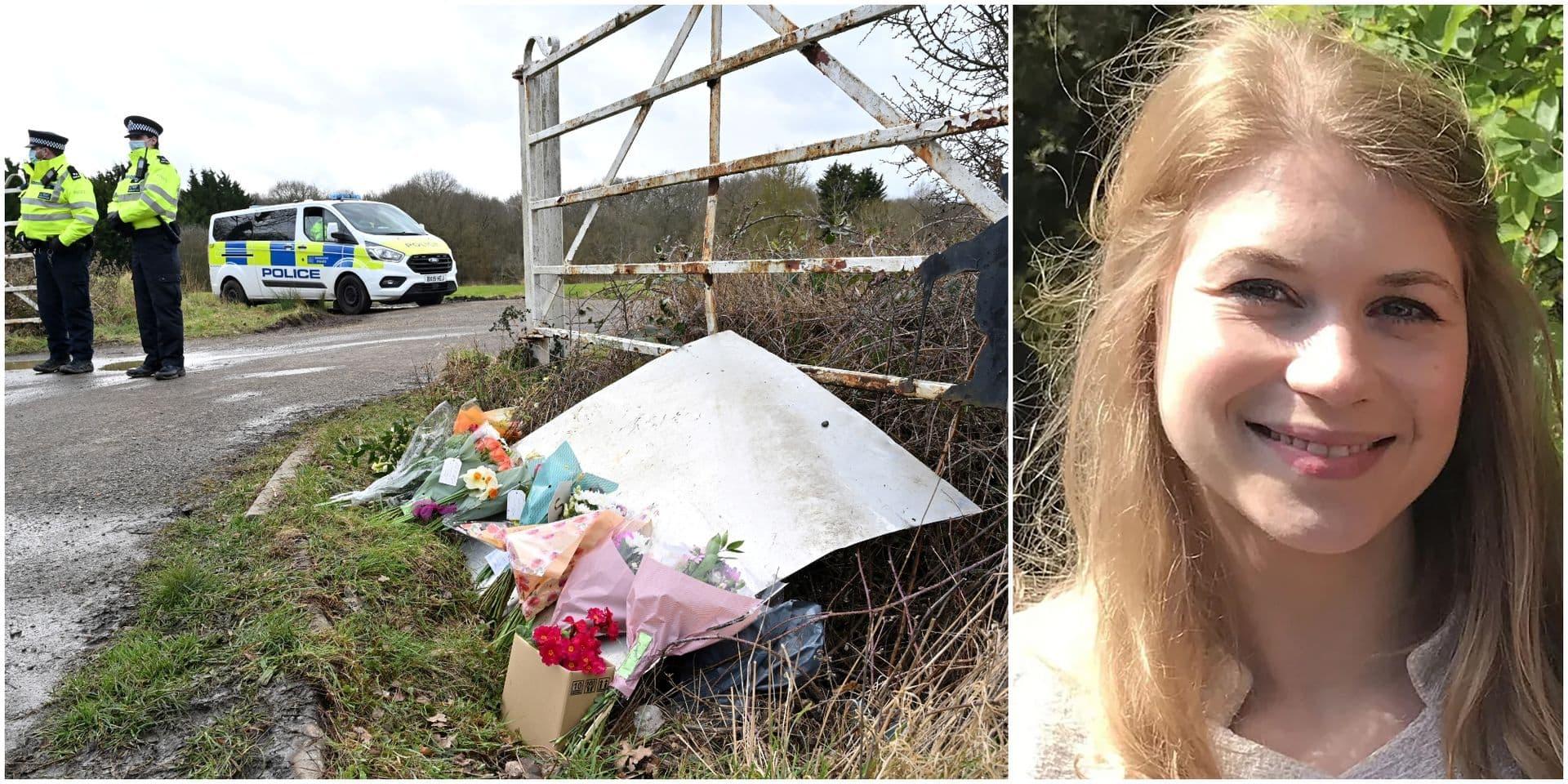 """""""Ce qui lui est arrivé a touché de plein fouet tant de femmes"""": au Royaume-Uni, la disparition de Sarah Everard choque"""