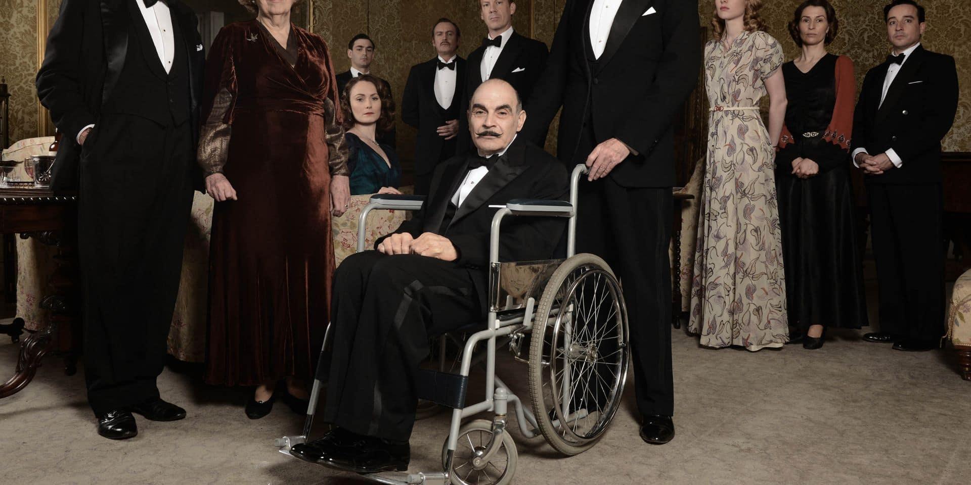 Voici où est né Hercule Poirot, le célèbre détective d'Agatha Christie