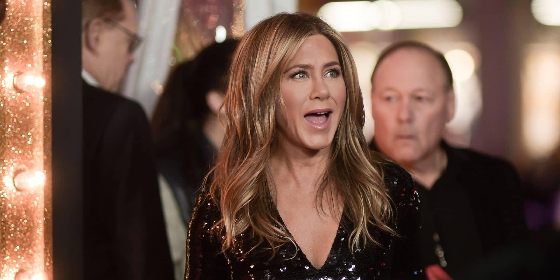 50 ans de Jennifer Aniston : cet invité inattendu qui a retenu toute l'attention