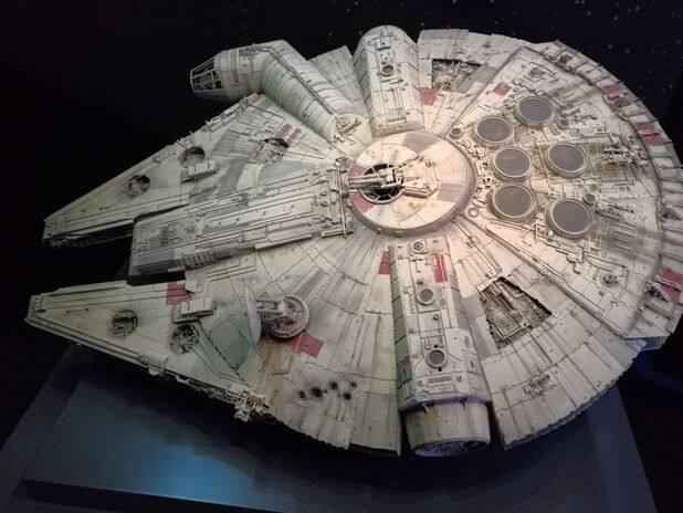 Star Wars Identités a ouvert ses portes ce lundi à Brussels ...