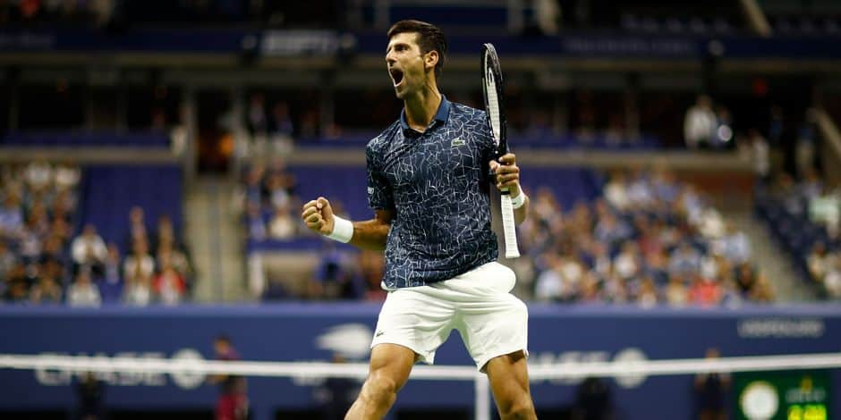 Djokovic remporte son 14ème Grand Chelem en battant Del Potro — US Open