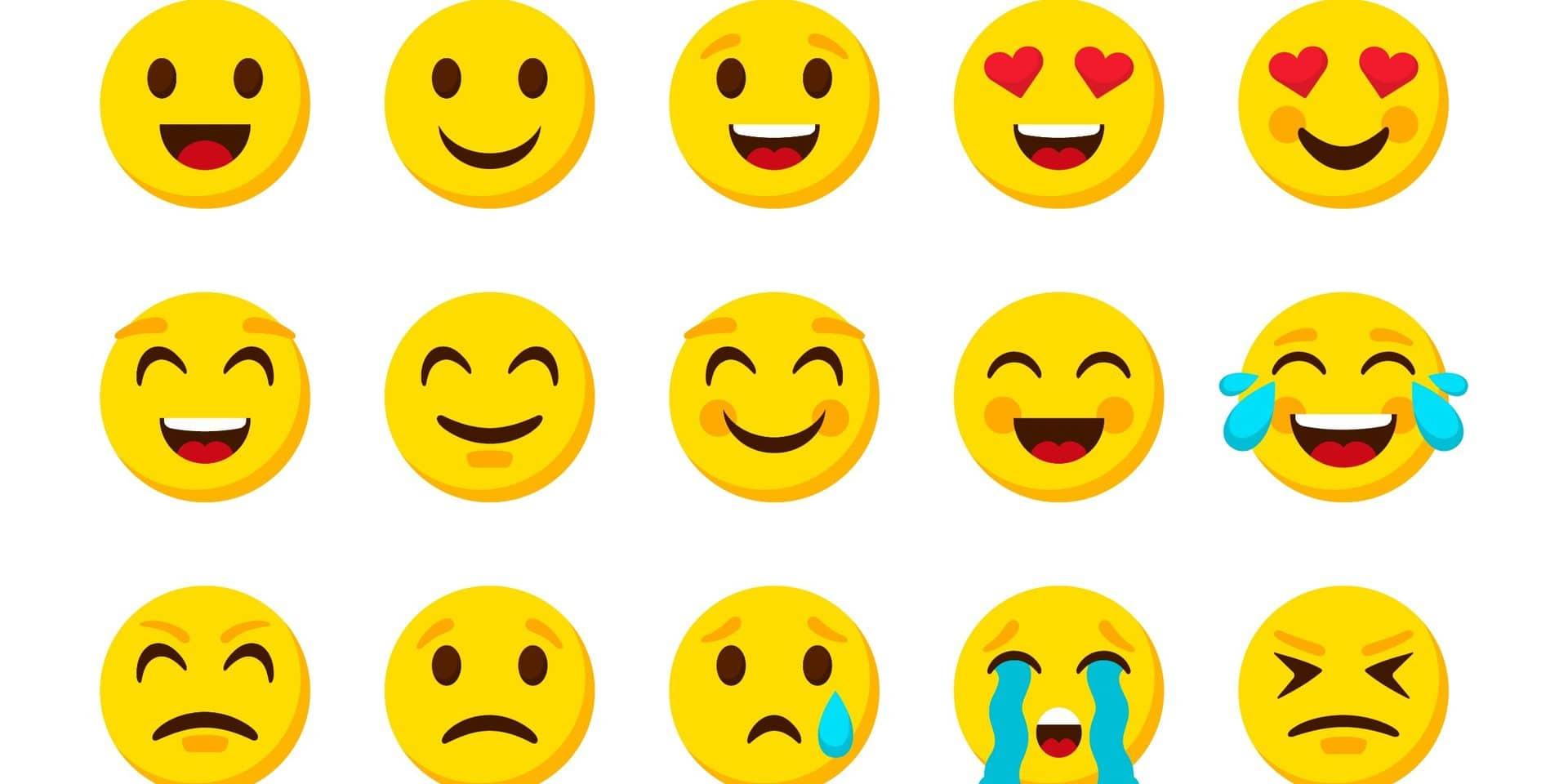 L'arrivée des nouveaux emojis reportée