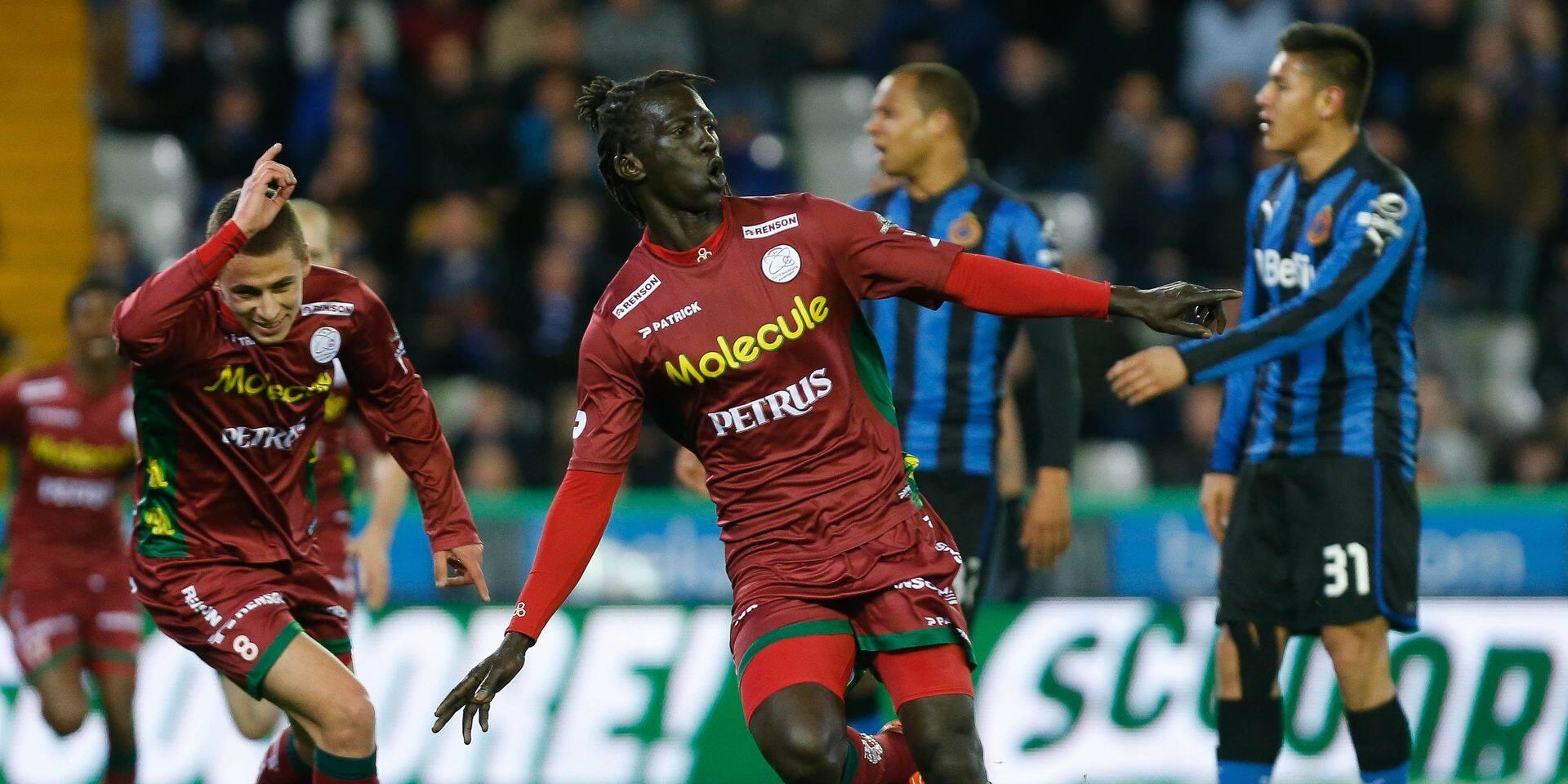 """Mbaye Leye retrouve un adversaire qu'il connaît bien ce dimanche: """"J'aurais pu aller quatre fois à Bruges"""""""