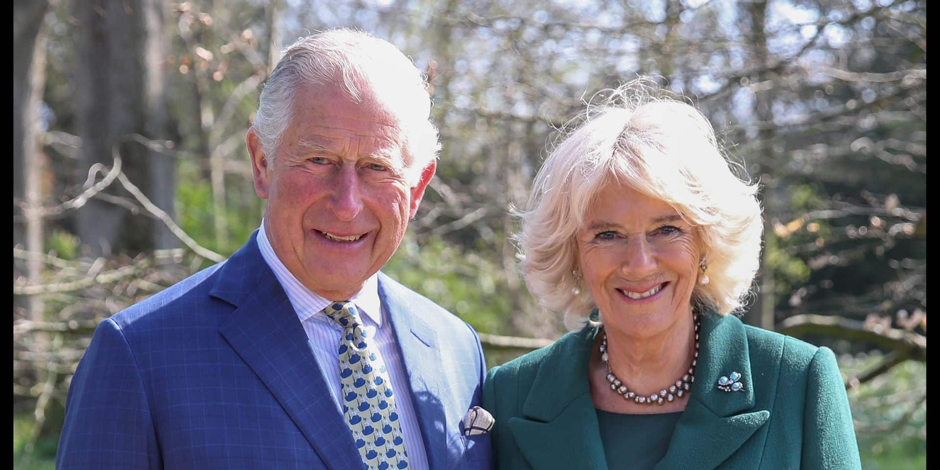 Royal visit to Hillsborough Castle and gardens