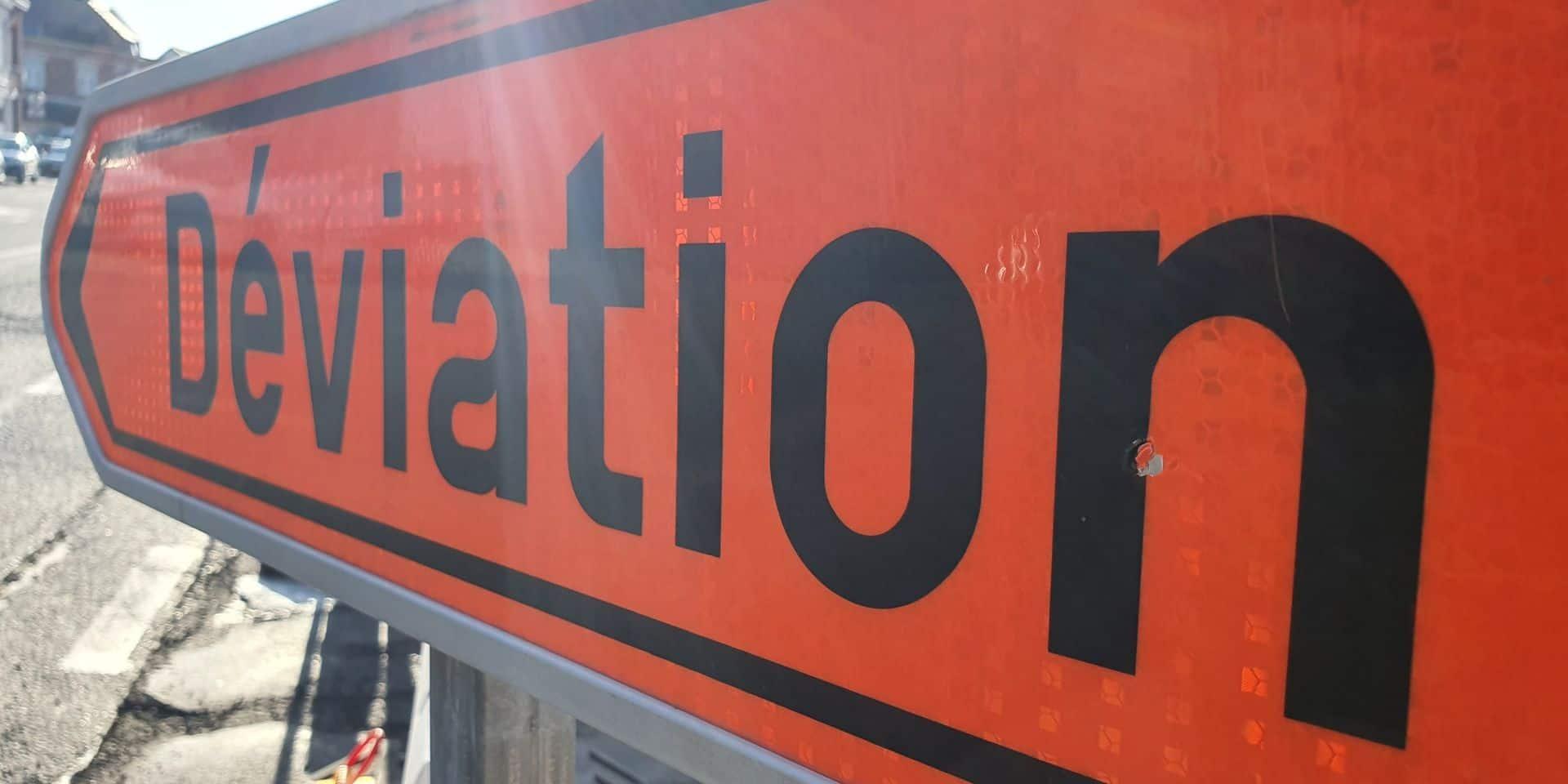 Deux chantiers vont prochainement impacter la circulation à Mouscron
