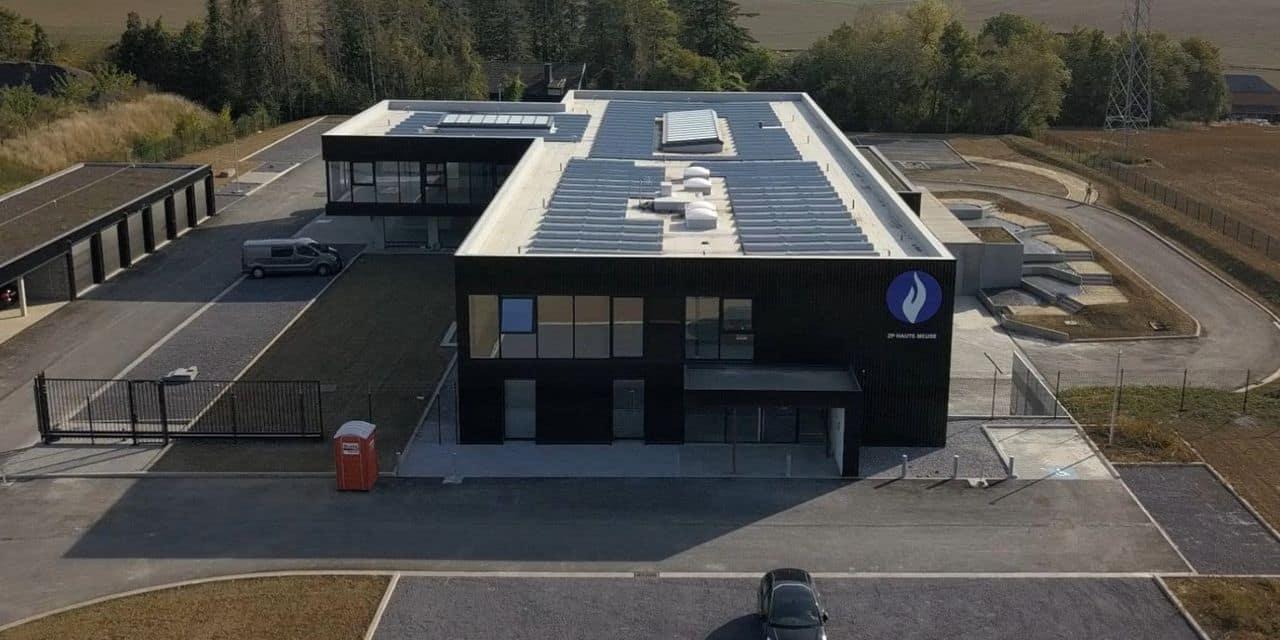 La Zone de police Haute Meuse a investi son nouveau commissariat