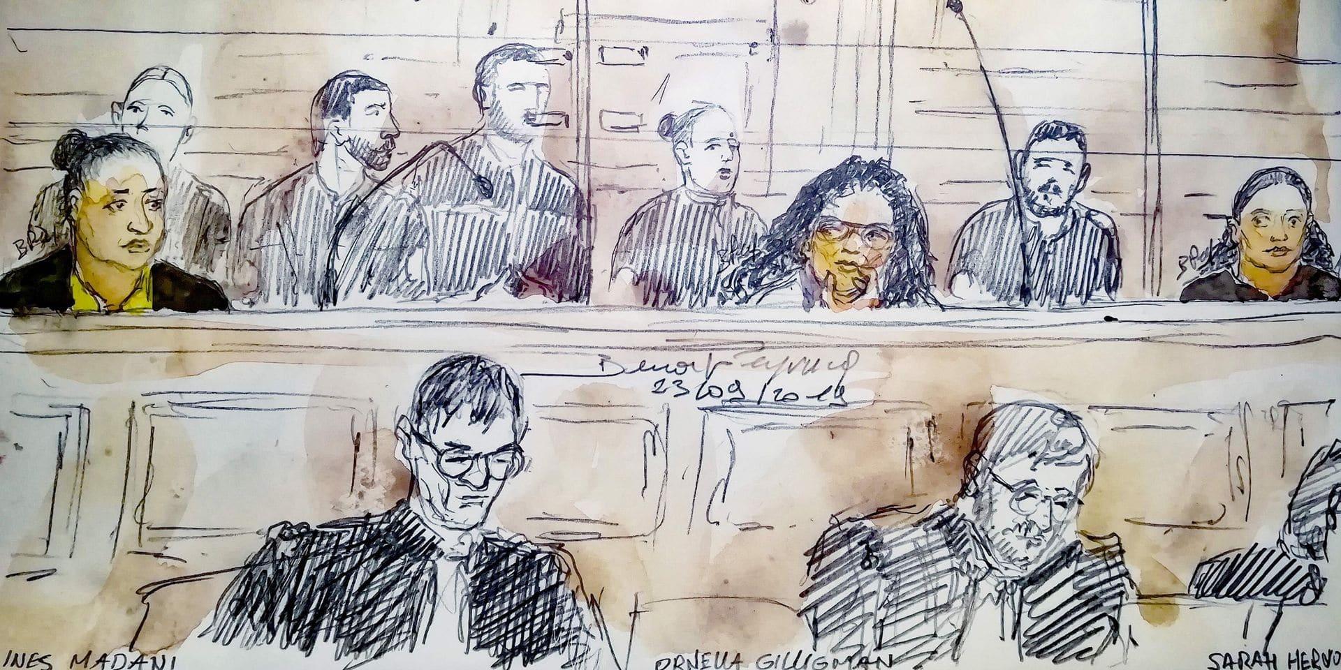 Attentat raté de Notre-Dame: les principales accusées condamnées à 25 et 30 ans