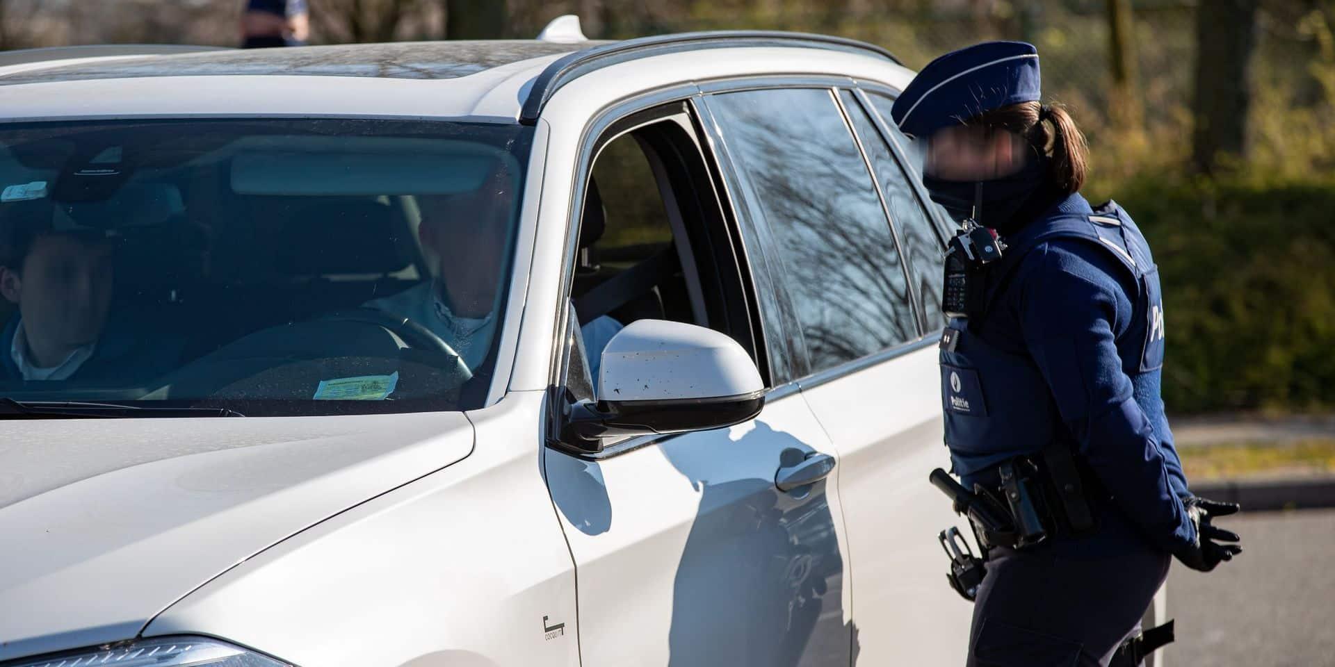 Dès 2021, la police devra contrôler chaque année un conducteur sur trois !