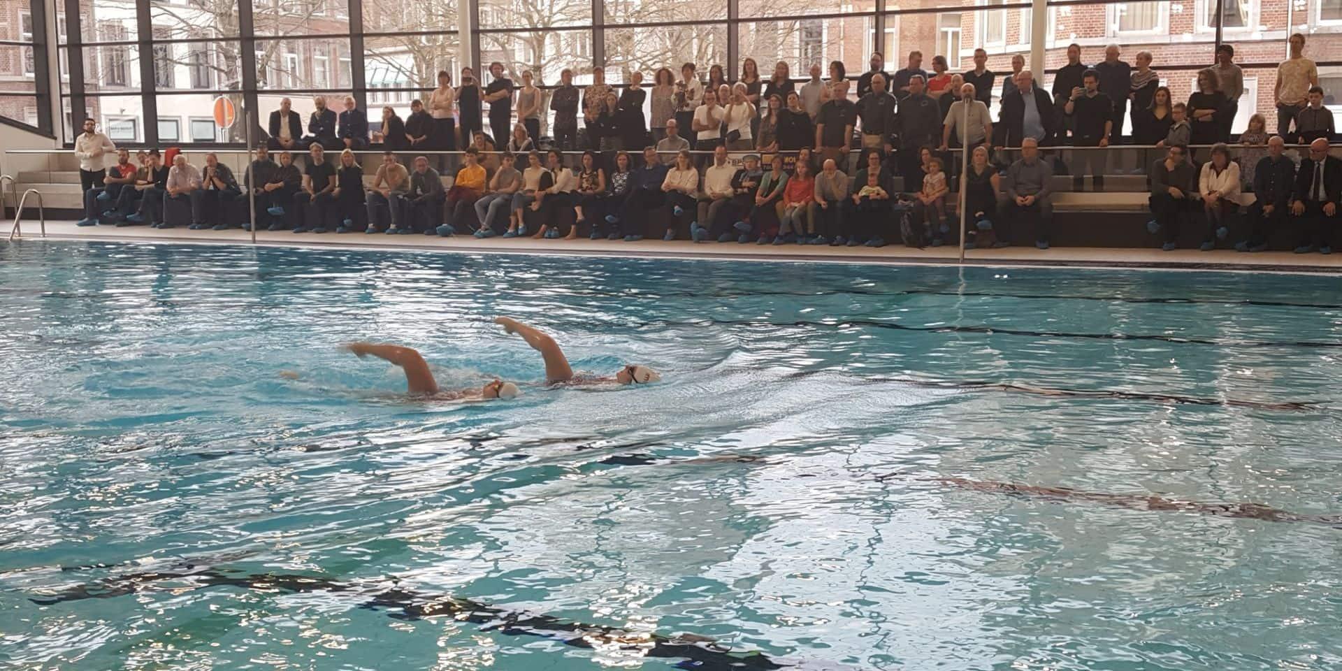 Piscine A Moins De 100 Euros liège: la piscine de jonfosse inaugurée - dh les sports+
