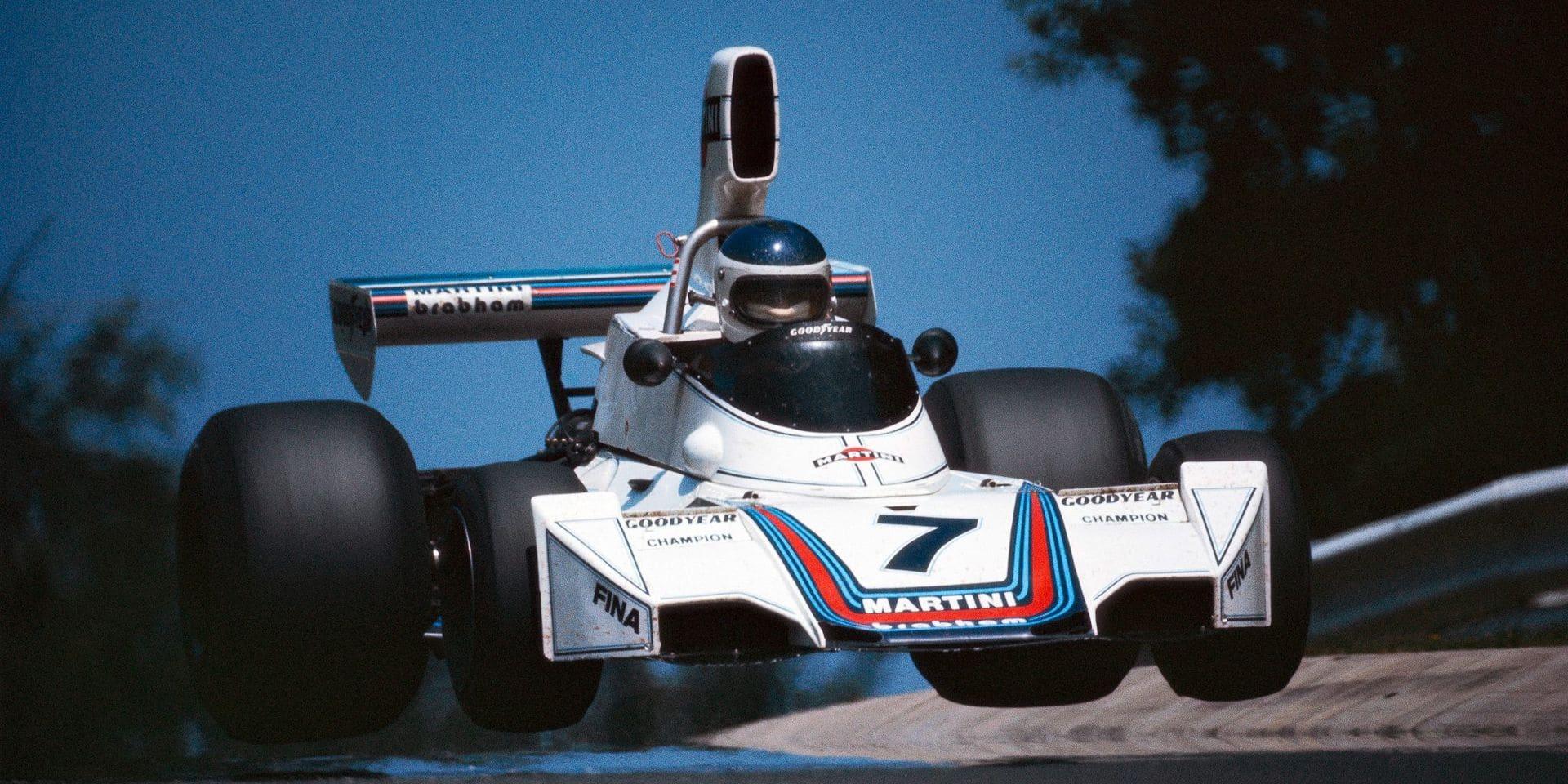 Carlos Reutemann, l'héritier de Fangio sans couronne