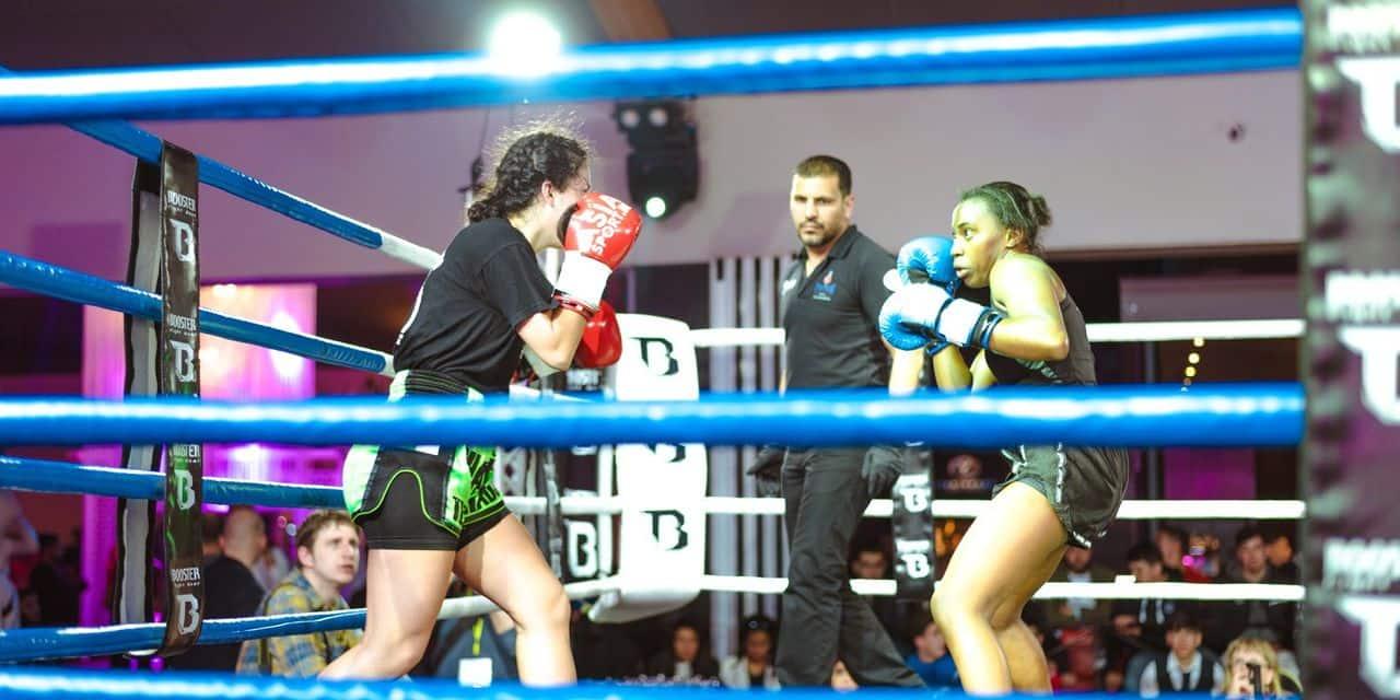 Berchem accueille la septième édition de Fight & Dance