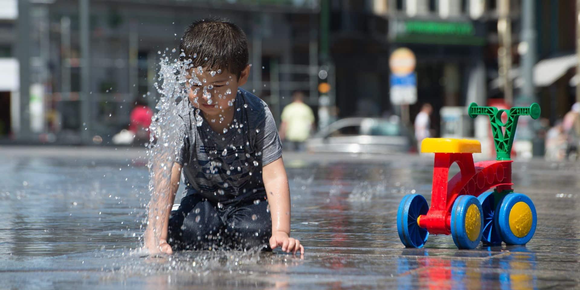 Le deuxième mois d'août le plus chaud depuis 1981
