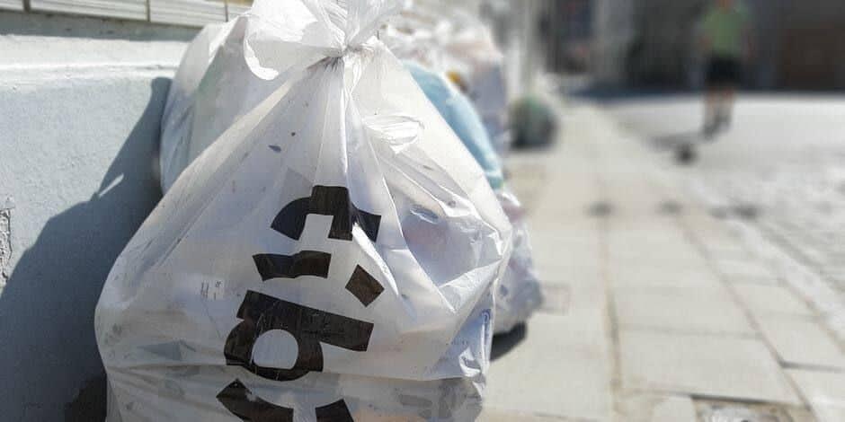 Avec le confinement, les poubelles se sont plus remplies qu'avant