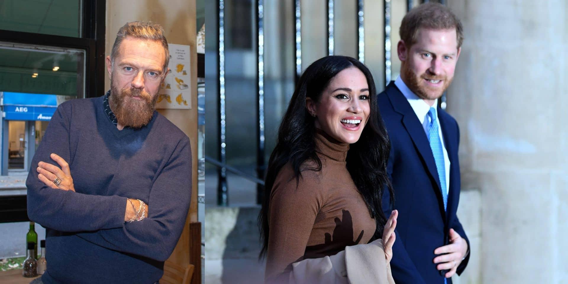 """Patrick Weber réagit au retrait d'Harry et Meghan: """"Harry veut suivre les traces de Diana"""""""