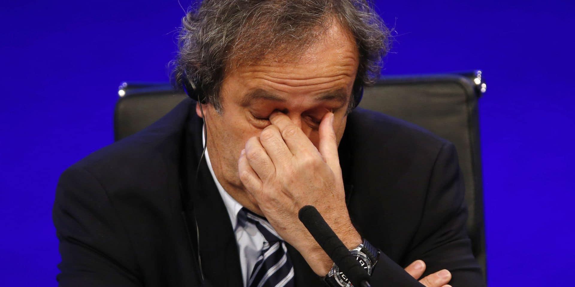 Platini, un roman judiciaire