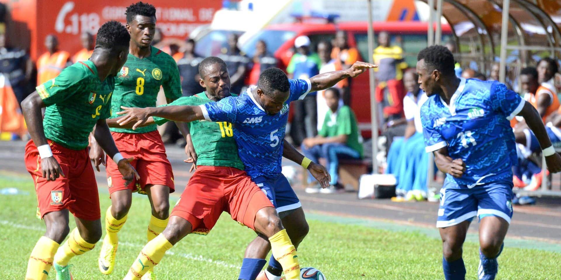 Au Cameroun, les championnats de football sont suspendus, fautes de moyen...