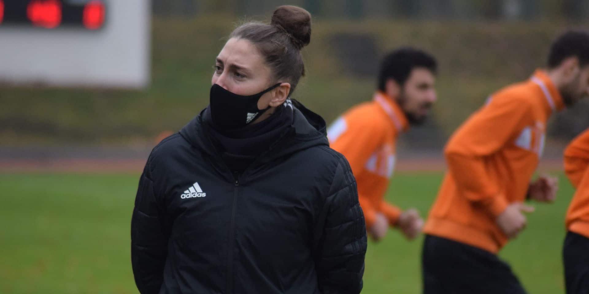 Audrey Demoustier quittera le Fémina White Star en fin de saison