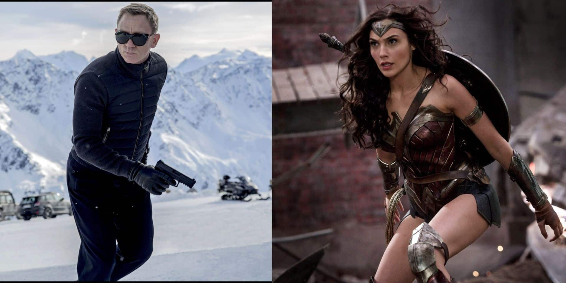 Déprogrammations en série pour les blockbusters américains: le covid plus fort que les dinos, 007 ou les super-héros